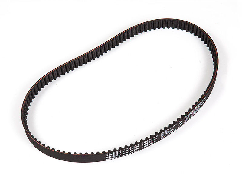 High Power Transmission Efficiency Rubber Timing Belt Superior Flex Performance supplier
