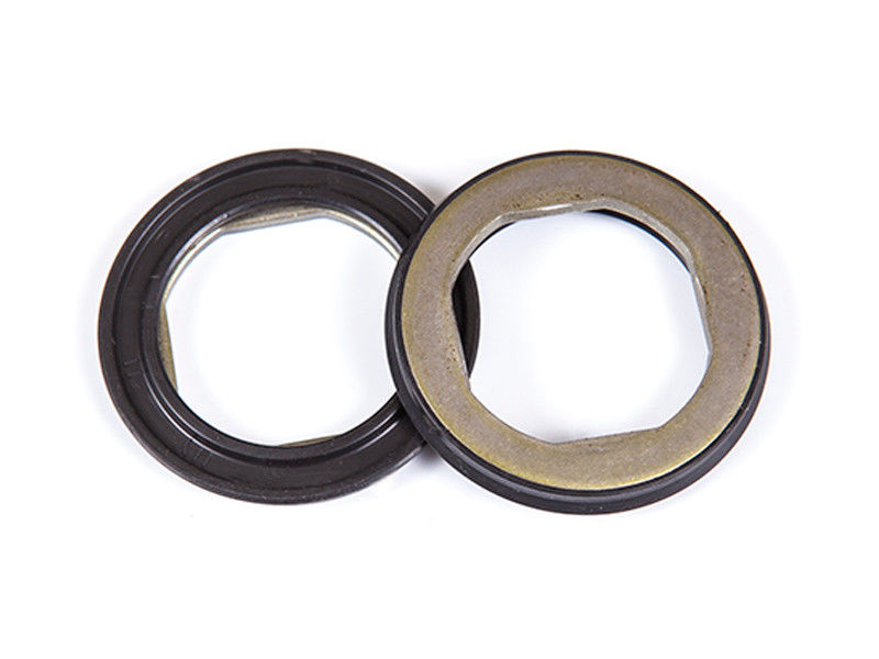 Industrial Rubber Products Self Centering Bonded Seals For Nut And Thread Sealing supplier