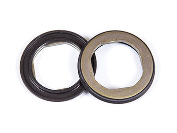 Industrial Rubber Products Self Centering Bonded Seals For Nut And Thread Sealing